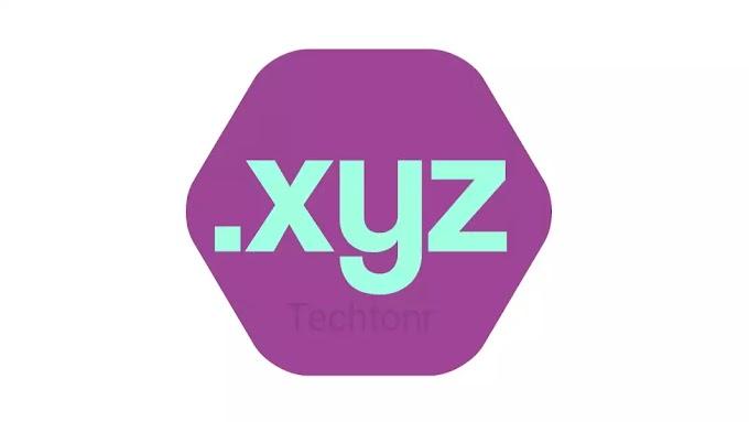 ৯৯ টাকায় কিনুন .xyz ডোমেইন । Buy .xyz domain for only 99 BDT