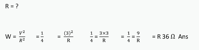 Resistor Parallel Formula