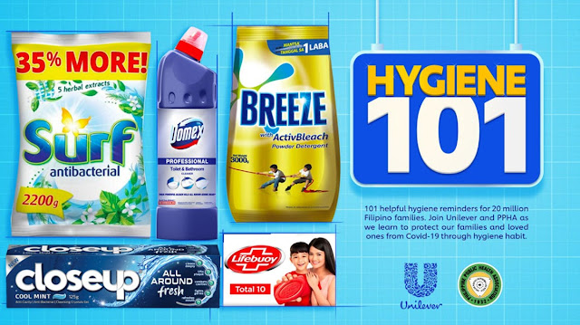 Unilever Hygiene Kit 101
