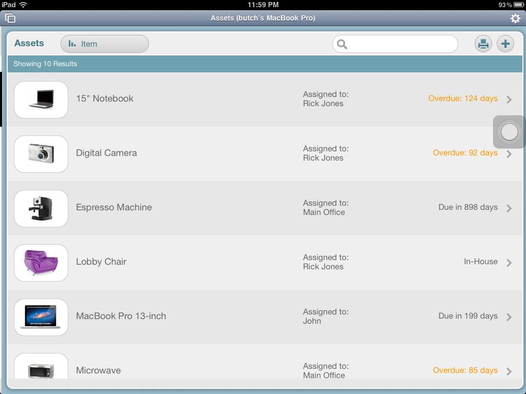 filemaker go templates - the mac office assets filemaker pro 12 starter solution