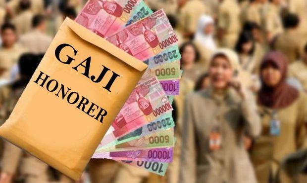 Kenaikan Gaji Honorer dan PTT Sesuai Kabupaten Kota Hasil Rapat 2017