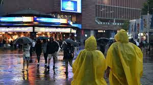 Cyclone Ida Floods New York Subway
