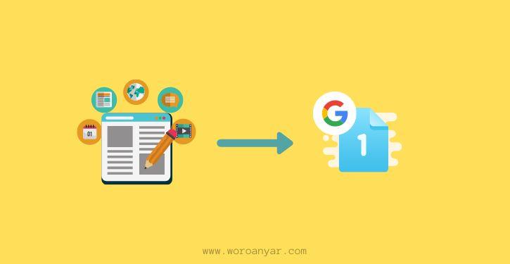 Keuntungan Situs Tampil Di Halaman Satu google