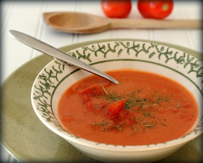 Two-Can Ten-Minute Homemade Tomato Soup