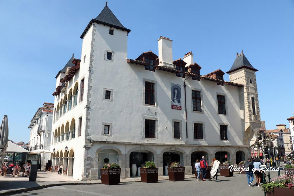 Maison Luis XIV, de San Juan de Luz