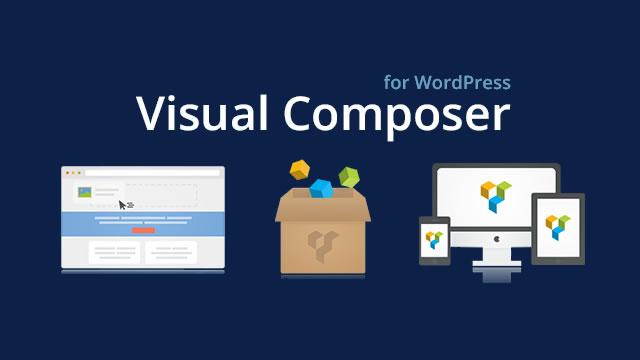 WordPress icin Visual Composer Eklentisi