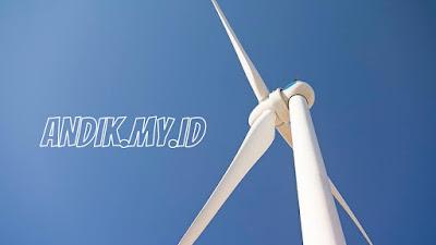 kincir angin, tenaga angin, pembangkit listrik, plta, pembangkit listrik tenaga angin