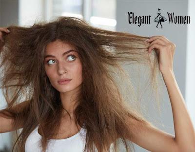 طرق لمنع هيشان الشعر وصفات طبيعيه لعلاج هيشان الشعر