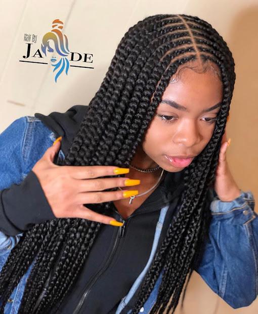 beautiful braids hairstyles 2019