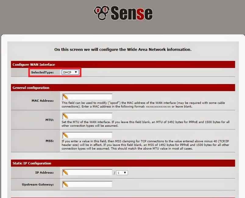 Instalación y configuración de pfsense en un entorno controlado