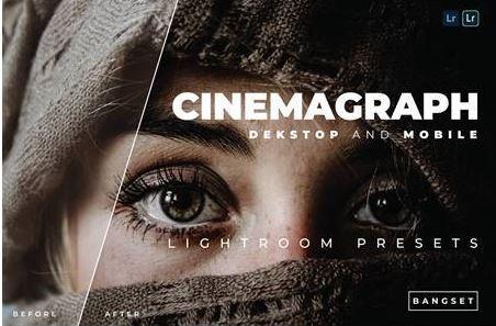 Share bộ Preset Lightroom Cinemagraph (Mobile/Desktop)
