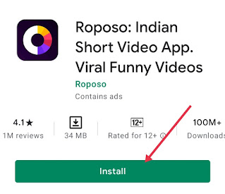 Roposo App Download Kaise Kare