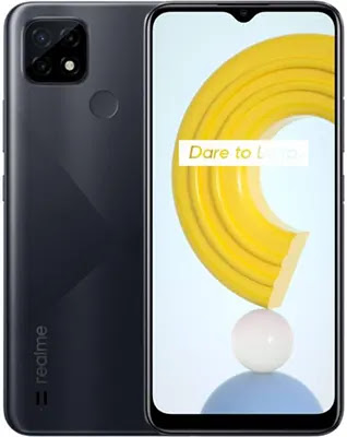 Realme C21 Specifications