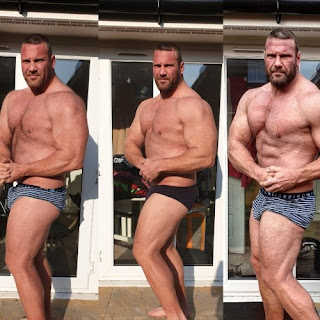 British's Strongest Man Terry Hollands
