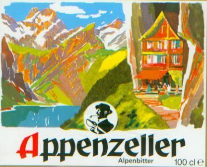 Appenzeller Alpenbitter
