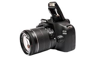 Harga Kamera Canon 1200D dan Spesifikasi Lengkap