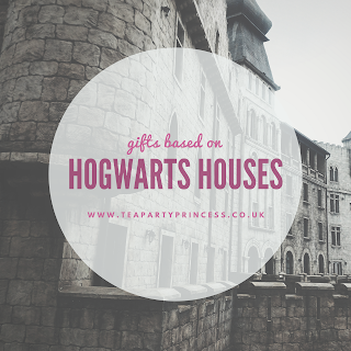 Gifts Based on Hogwarts Houses