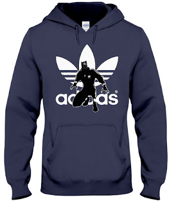 black panther adidas hoodie sweatshirt, black panther adidas cleats