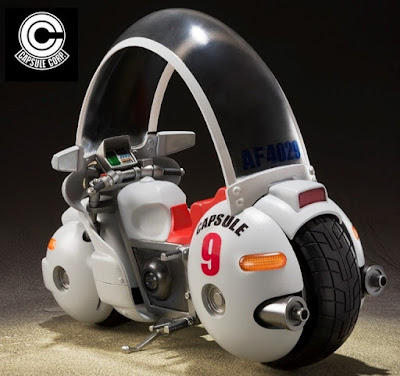 Popynica Soul Capsule no.9 Bike de Dragon Ball
