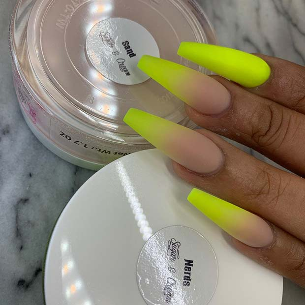 24+ Amazing Neon Nail Designs Ideas That Are Best for Next Summer ...