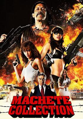 Machete Colección DVD R1 NTSC Latino