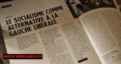 Thibault Isabel: Le socialisme alternative à la gauche libérale
