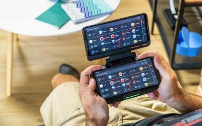 Twinview Dock II Asus ROG Phone II
