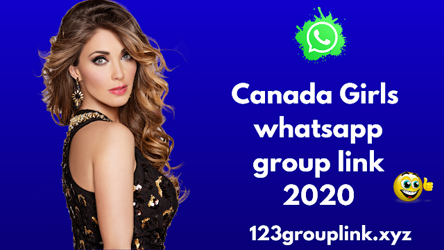 Join 701+ canada girl whatsapp group link