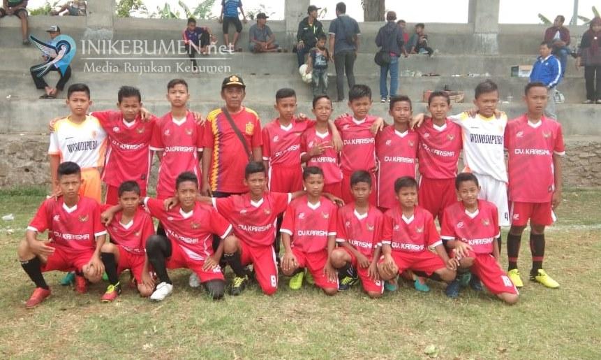 Persak Krisis Keuangan, Fajar Muda Wakili Kebumen di Piala Soeratin U-13