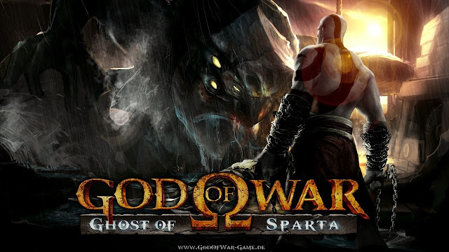 Best PSP Game for Android god of war ghost of Sparta