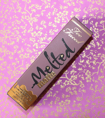 Too Faced Melted Matte Liquified Long Wear Matte Lipstick in Granny Panties