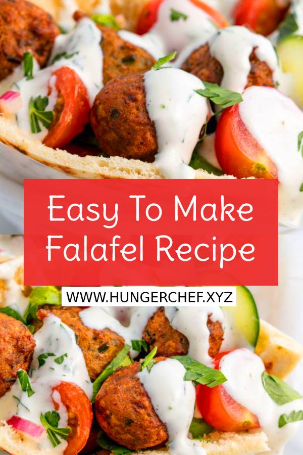 Easy To Make Falafel | Easy Falafel Recip | Easy Summer Recipe | Easy Summer Dinner Recipe #easyfalafel #falafel #summerdinner #summerrecipe #easysummerrecipe #dinner #easydinnerrecipe #dish #maindish #maincourse #bestfalafelrecipe #bestfalafel #easyfalafelrecipe #recipeoftheday