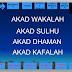 Power Point Akad Wakalah, Akad Sulhu, Akad Dhaman dan Akad Kafalah