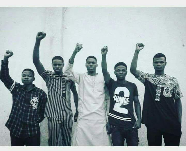 The Uniben five led protest