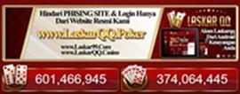 Website BandarQ Terbesar Indonesia
