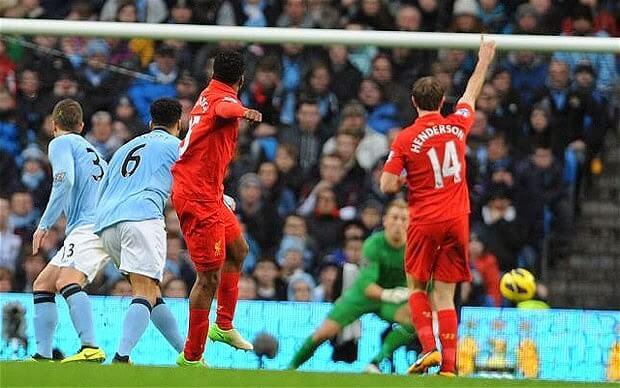 Sturridge Goal