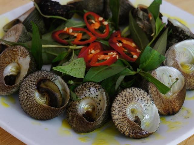 Ăn Gì Ở Cù Lao Chàm ? Giá hải sản ở Cù Lao Chàm ?