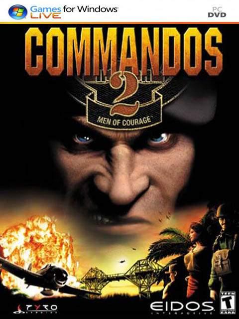 تحميل لعبة Commandos 2 مضغوطة برابط واحد مباشر كاملة مجانا