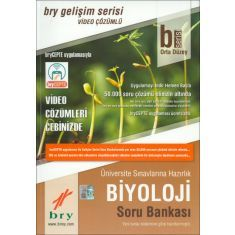 Birey Gelişim Serisi Biyoloji Soru Bankası B Serisi Orta Düzey (2017)