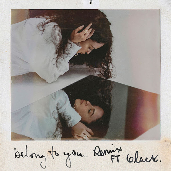 Sabrina Claudio - Belong to You (feat. 6LACK) [Remix] - Single Cover