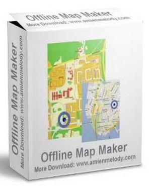 Offline Map Maker Free