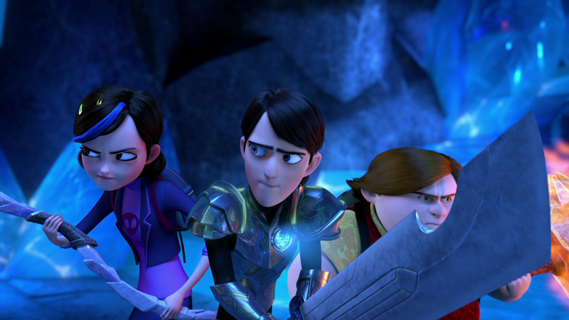 Trollhunters Part 2 : Trailer And New Visual Revealed.