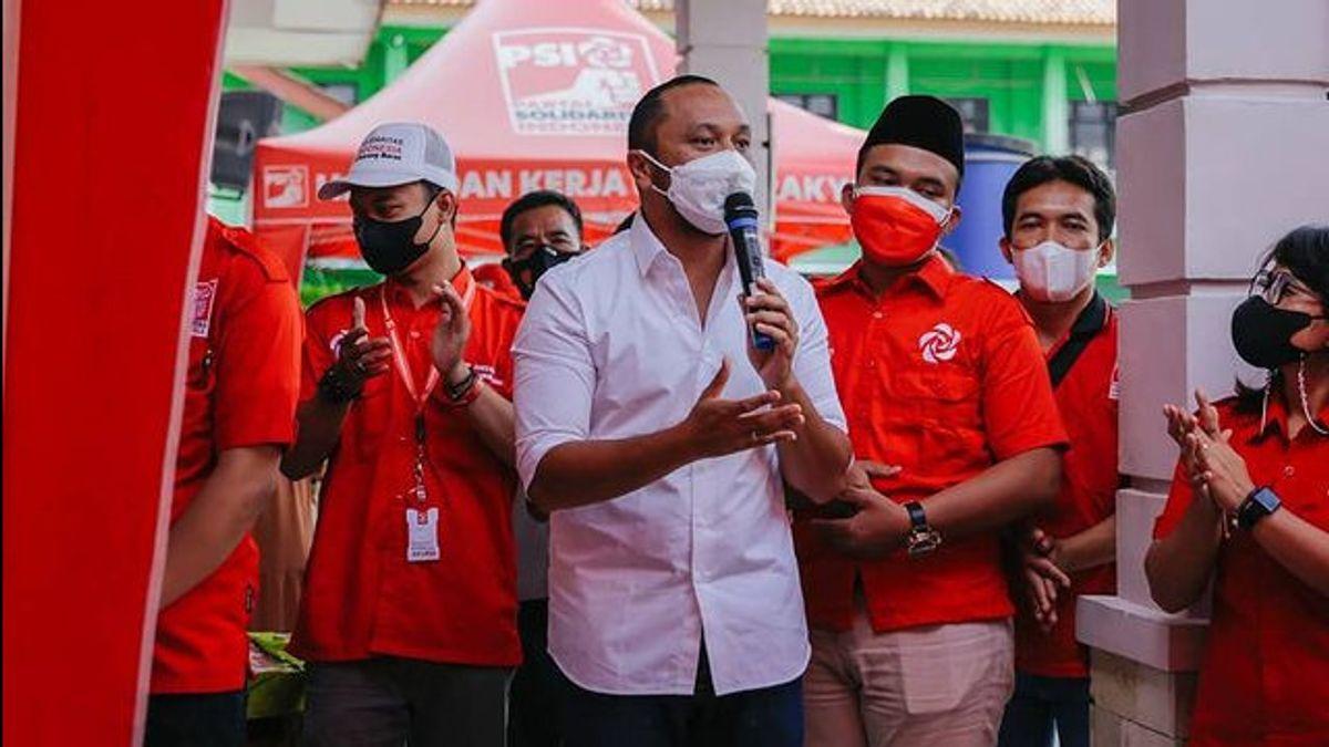 Balas PKS Soal Potensi Giring Dijerat Pasal Pidana, PSI: PKS Gak Ngerti Hukum!
