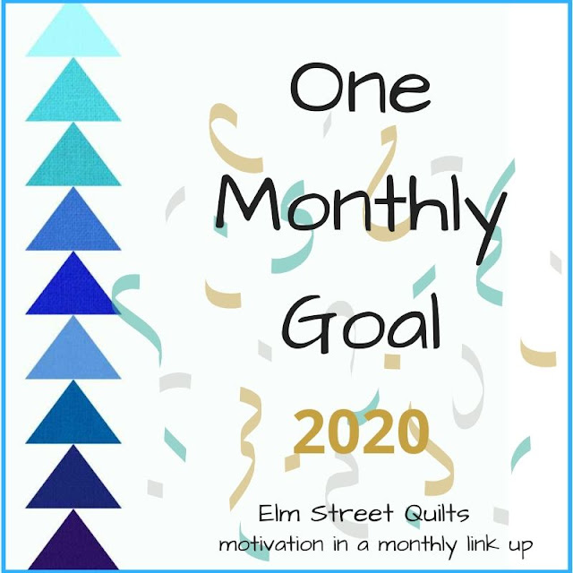 One Monthly Goal 2020
