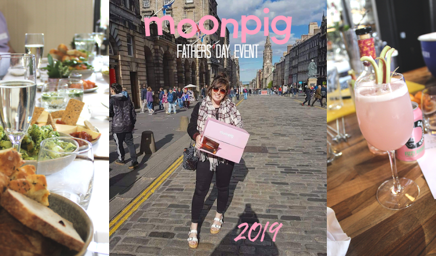 My Day at Moonpigs Fathers Day Event 2019