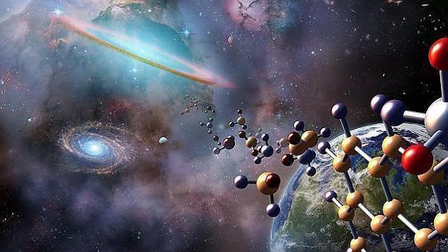 La vida de nuestro planeta ¿vino del espacio exterior?