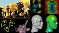 3D Software Library Implementing Algorithms For Sell