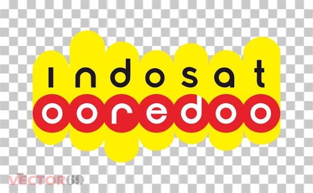 Logo Indosat Ooredoo - Download Vector File PNG (Portable Network Graphics)