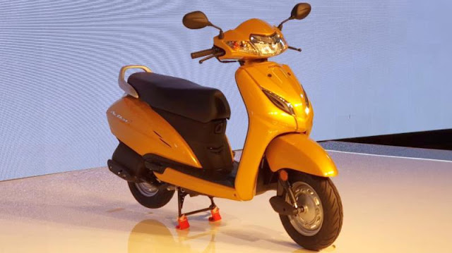 New 2018 Honda Activa 5G hd picture