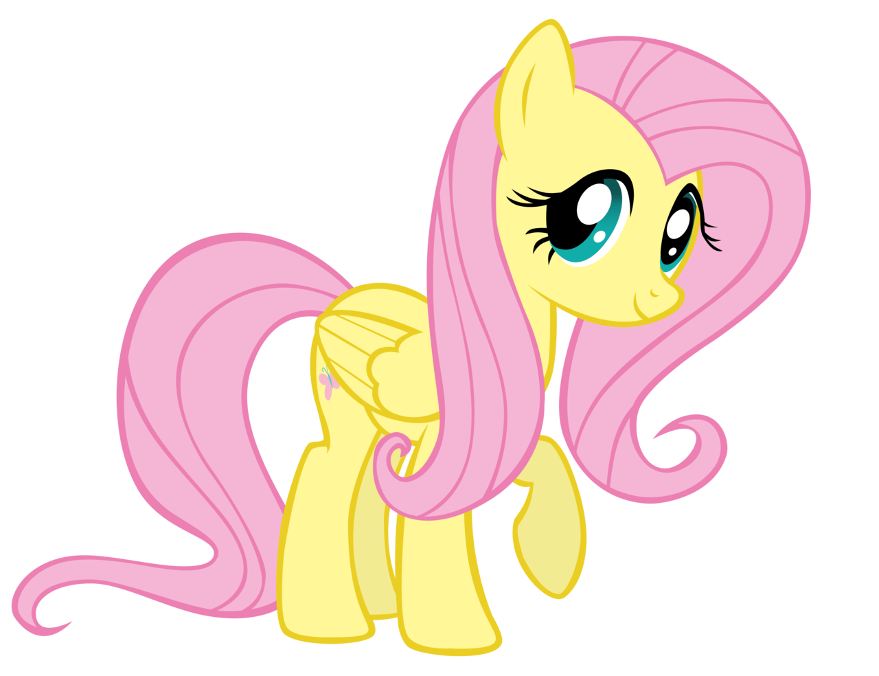 Render My Little Pony